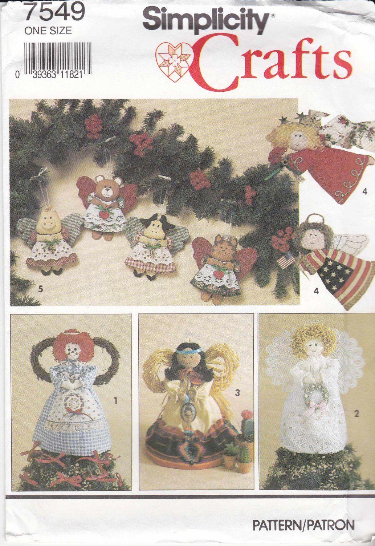 Magnífico Tejer Patrón Media De La Navidad Colección - Manta de ...