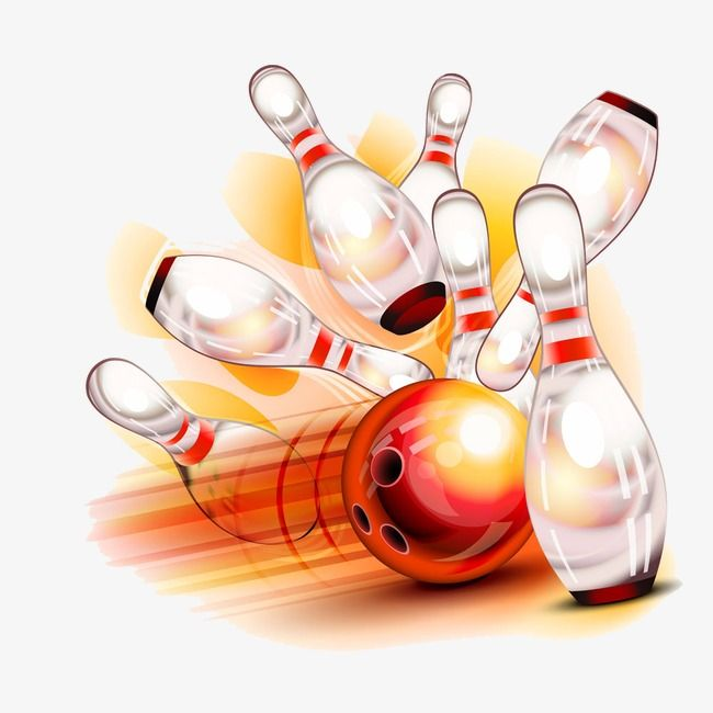 Red Bowling And Bowling Pins Red Bowling Bowling S Sports Equipment Png Transparent Clipart Image And Psd File For Free Download Bowling Ball Bowling Pictures Bowling