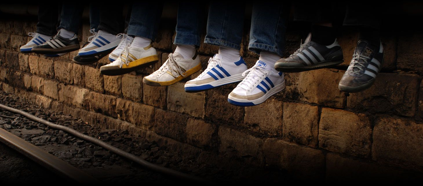 tema Dalset gancho  Iconic Casuals, Adidas trainers | 80s fashion men, Football casuals, Casual