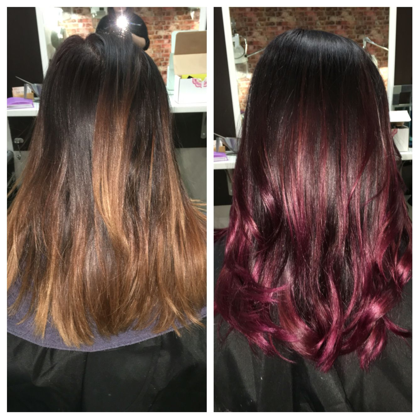 Arctic Fox Violet Dream And Virgin Pink Hair Beauty Fox Hair Dye Hair Skin
