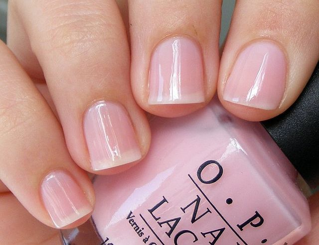 Opi It S A Girl French Manicure Pink Nails Nails Opi Nails Opi