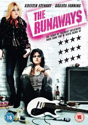 The Runaways Dvd Amazon Co Uk Kristen Stewart Dakota Fanning Michael Shannon S Free Online Movie Streaming Streaming Movies Free Streaming Movies Online