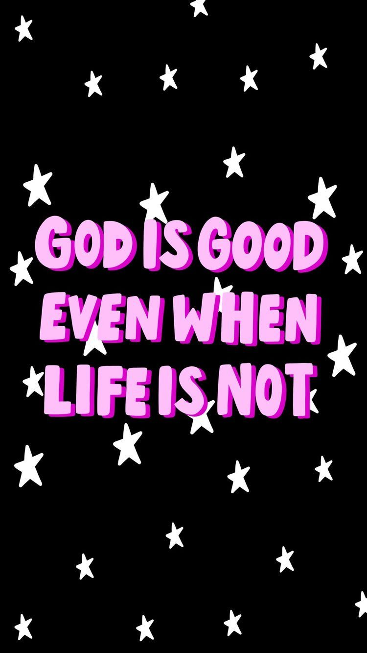 God is good always �