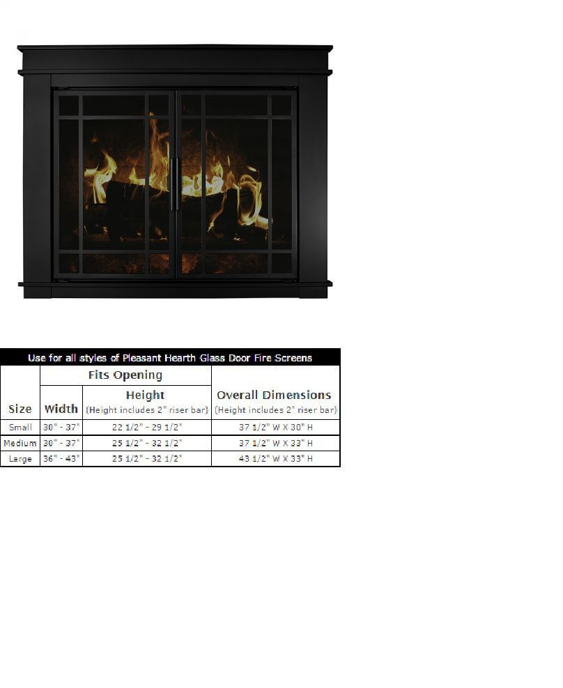 fireplace screens and doors 38221 fireplace glass doors pleasant