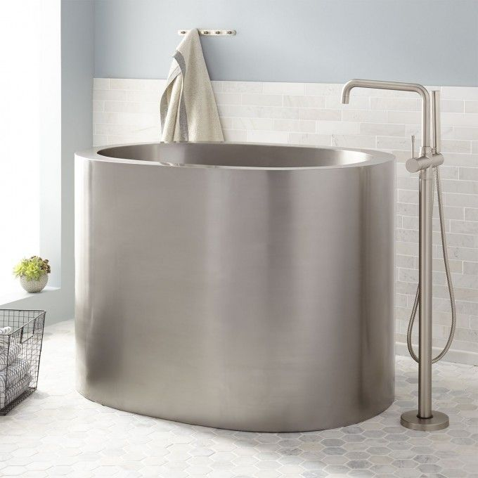 copper japanese soaking tub. 48  Raksha Stainless Steel Japanese Soaking Tub Soaking