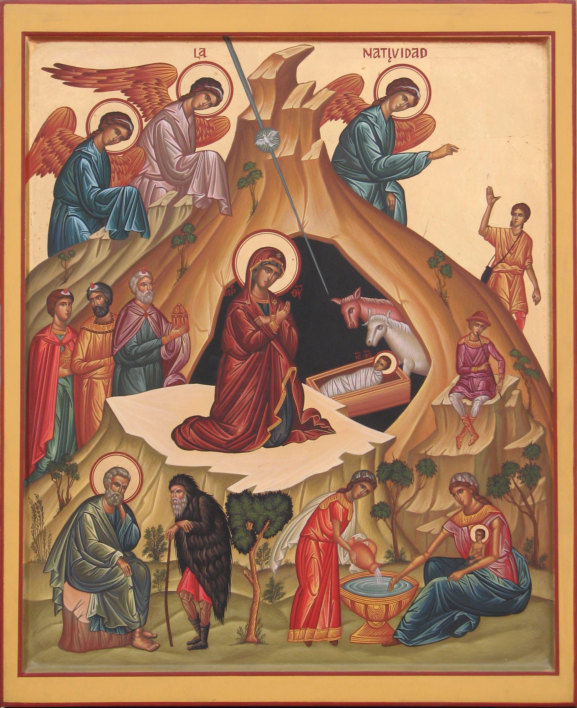 Increíble Páginas Para Colorear Cotidianas Natividad Ilustración ...