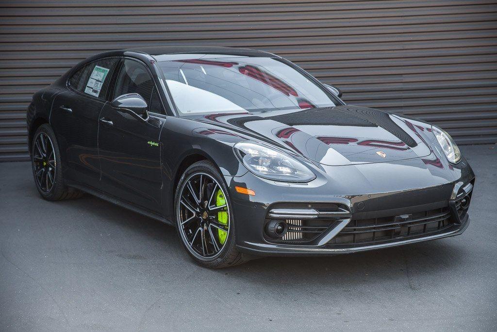 Panamera Turbo S EHybrid Porsche panamera turbo