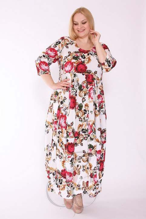 c961de5f235 Платья для полных женщин в стиле Бохо-шик турецкого бренда Boho Style.  Весна-лето 2015