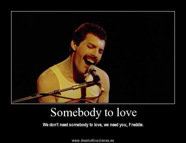 10 Mejores Canciones De Queen Somebody To Love Need Somebody To Love Queen Freddie Mercury