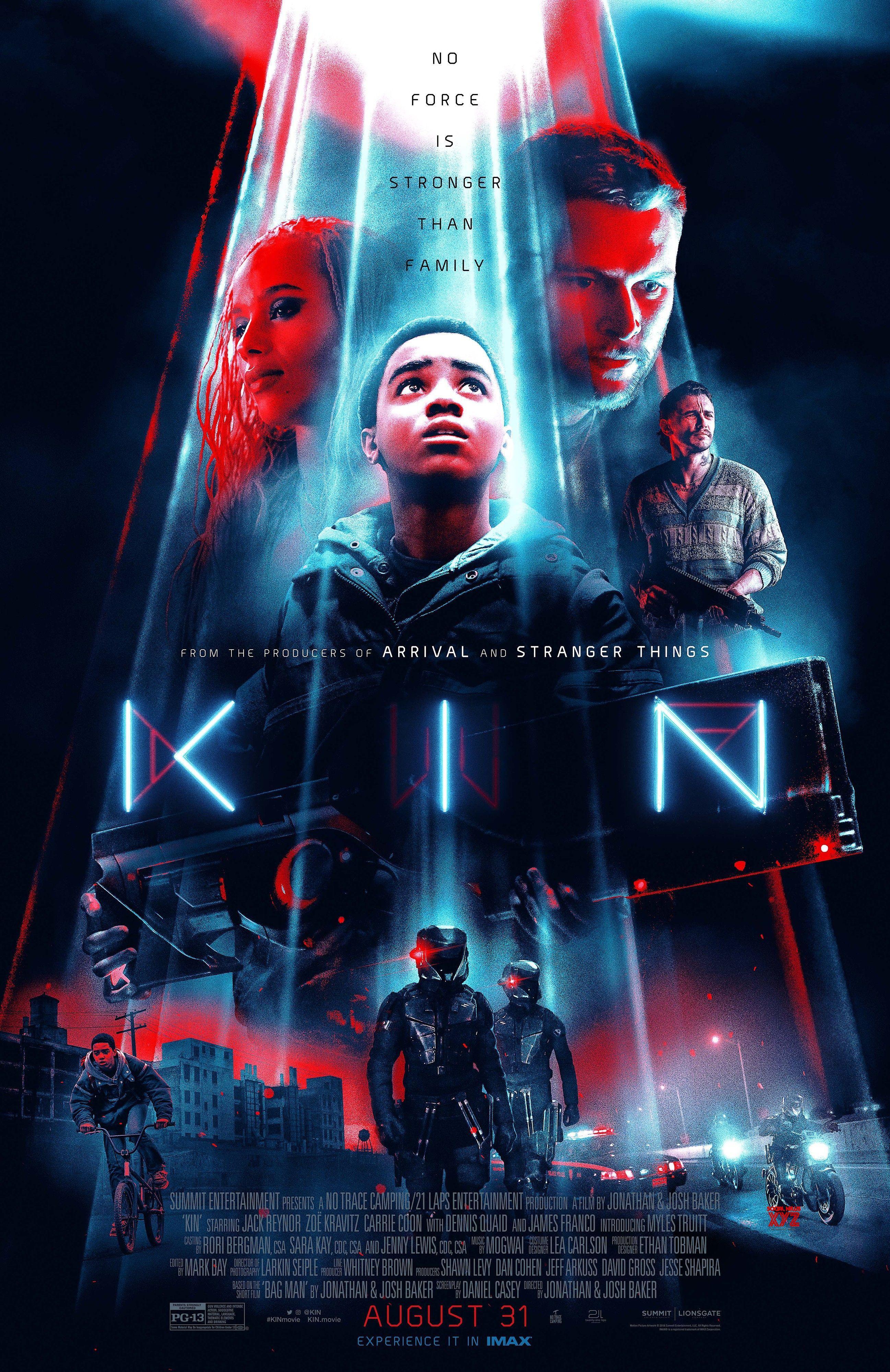 Kin Movie New HD Poster - Social News XYZ #KINmovie Poster ...