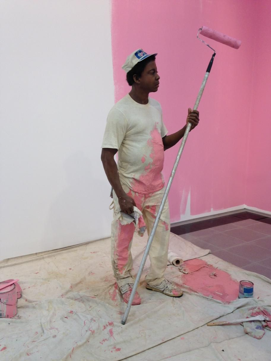 Duane Hanson exhibition at Serpentine Sacklet