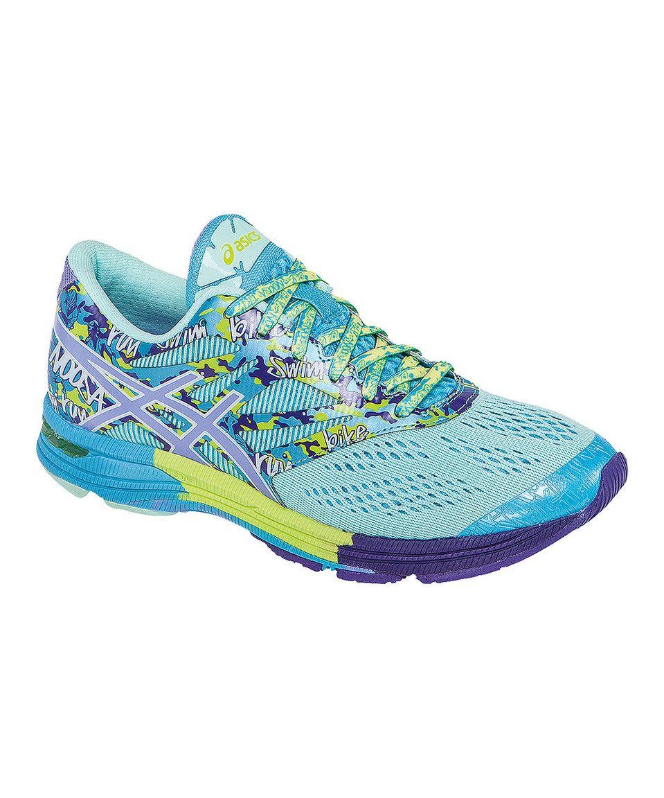Asics Mint Lavender Gel Noosa Tri 10 Running Shoe Running Shoes Shoes Hoka Running Shoes