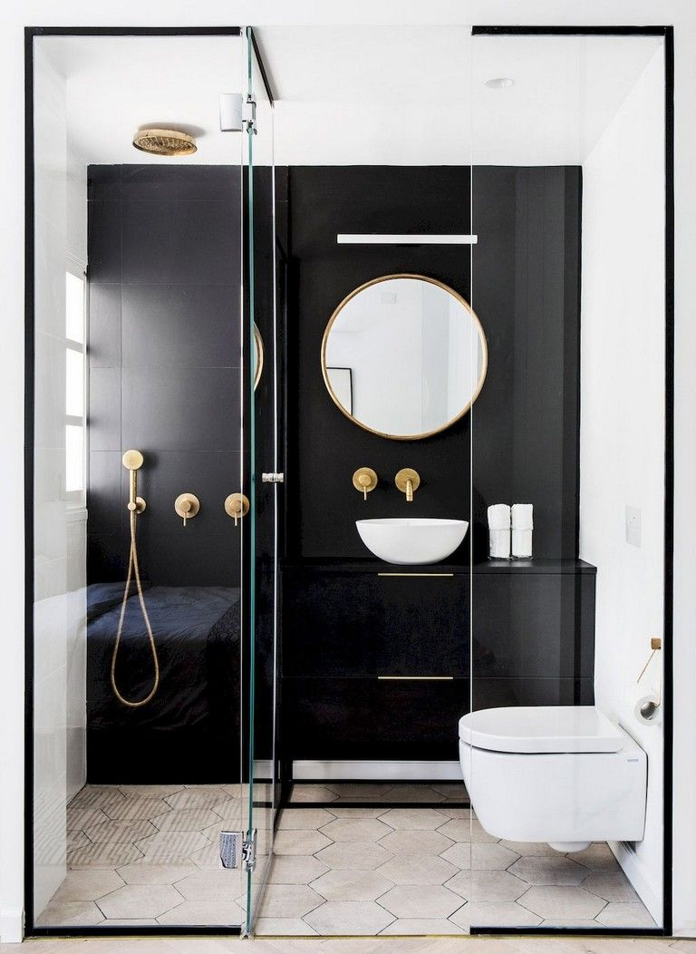 84 Small Apartment Bathroom Decoration Ideas Small Apartment Bathroom Apartment Bathroom Italian Bathroom