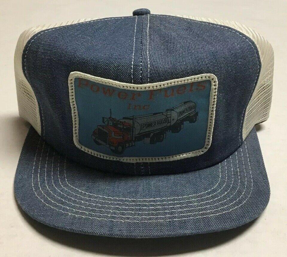 bd9dd12792aa7 VTG LEVIS Orange Tab Denim Bucket Hat Size Medium 1970s 70s Jean Boonie  Indigo