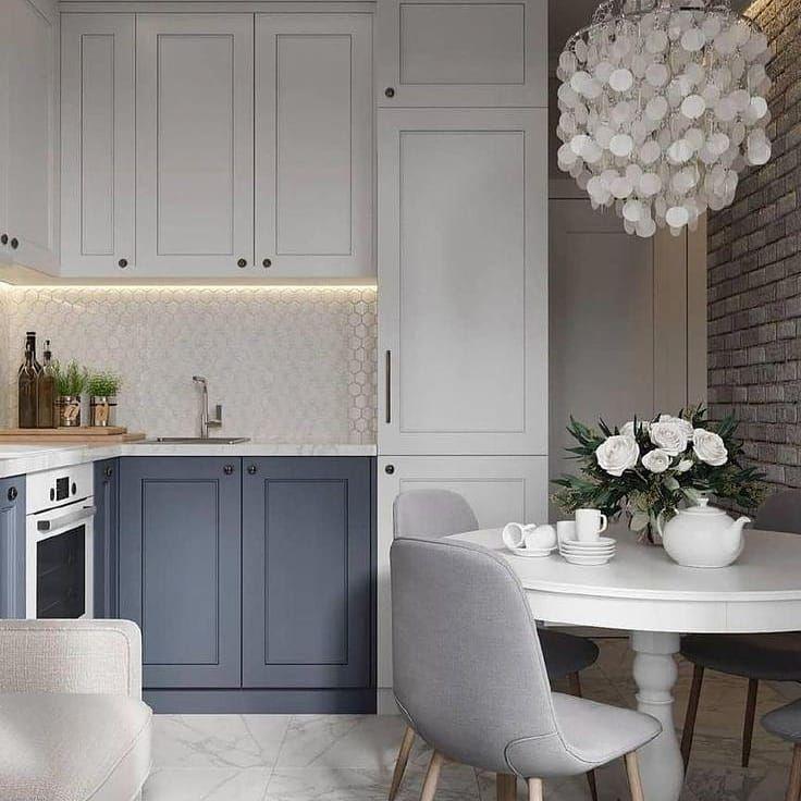 Неоклассика в тренде. #кухнямодерн #мебель #доммечты # ...