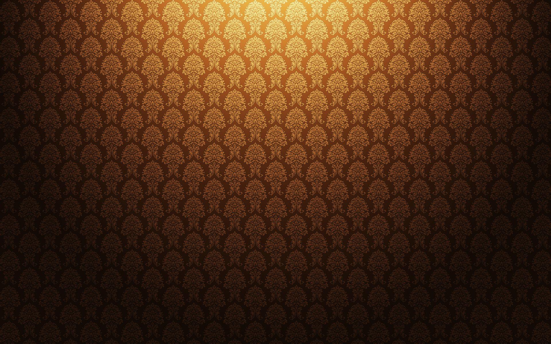 Golden Vintage Wallpaper By EddLi On DeviantART