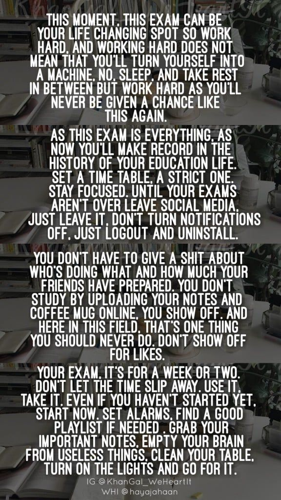 Study quotes  discovered by KhanGal_WeHeartIt