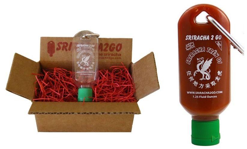 Sriracha2Go - $7