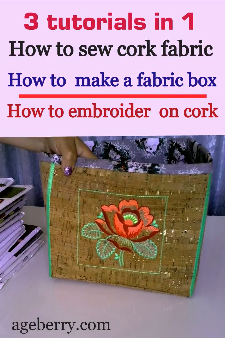 22 simple fabric crafts Videos ideas
