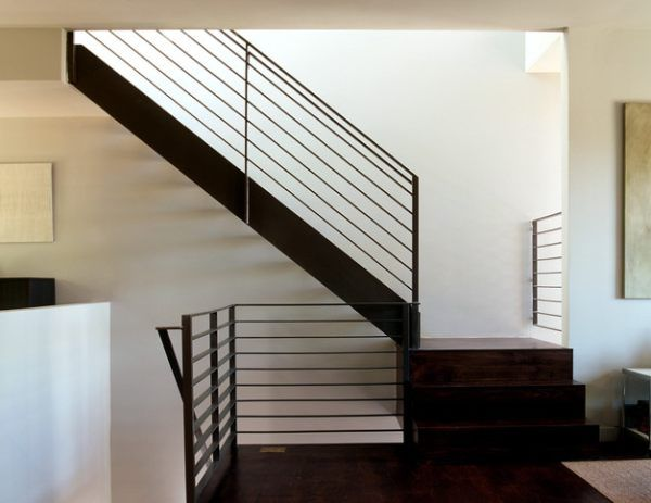 Modern Handrails Adding Contemporary Style To Your Homeu0027s Staircase Part 45