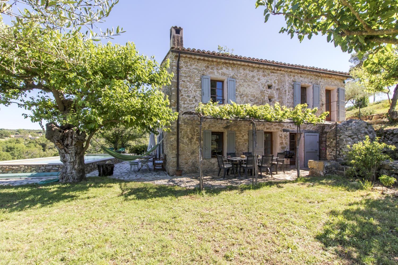 Plan De Maison Mas De Provence lorgues villa exterior, bastide du charme, provence, lorgues