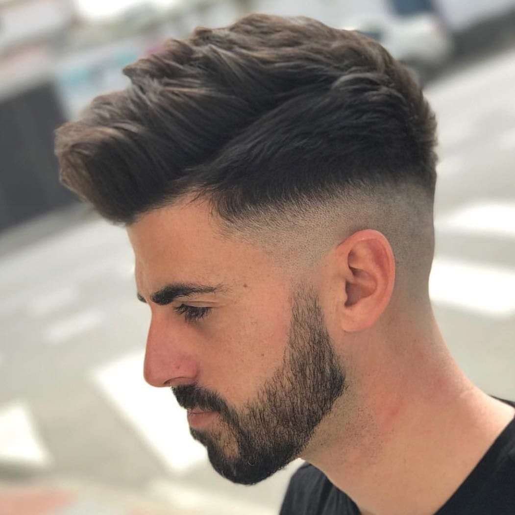What Is Mid Fade 20 Best Medium Fade Haircuts