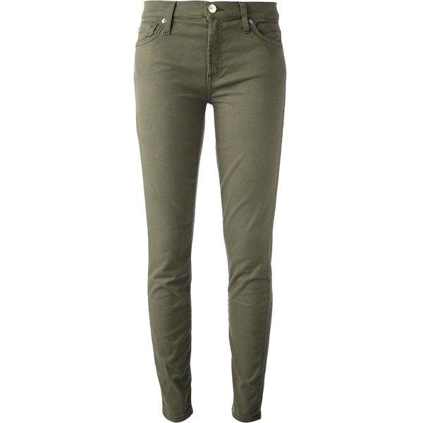 SEVEN skinny jeans ($177) via Polyvore