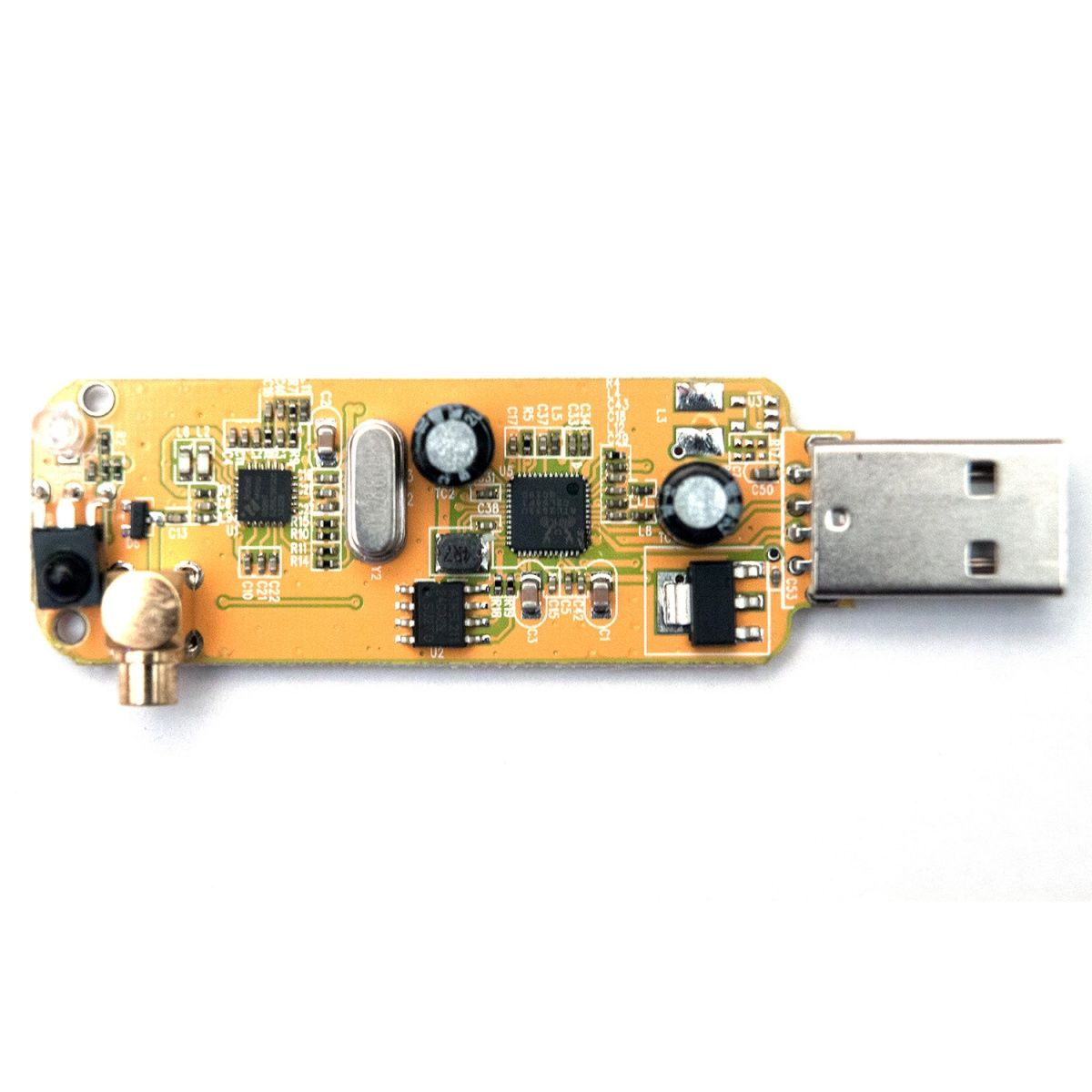 NESDR Mini+ Al - 0 5PPM TCXO USB RTL-SDR Receiver (RTL2832 + R820T