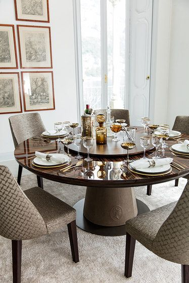 Judy Dining Table By Alberta Pacific Furniture S P A Dining