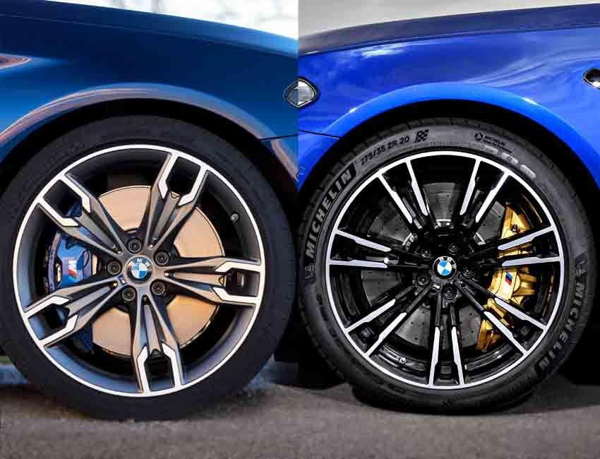 Bmw Carbon Ceramic Brakes Versus Bmw M Compound Brakes Ceramic Brakes Bmw Ceramic Brake Pads