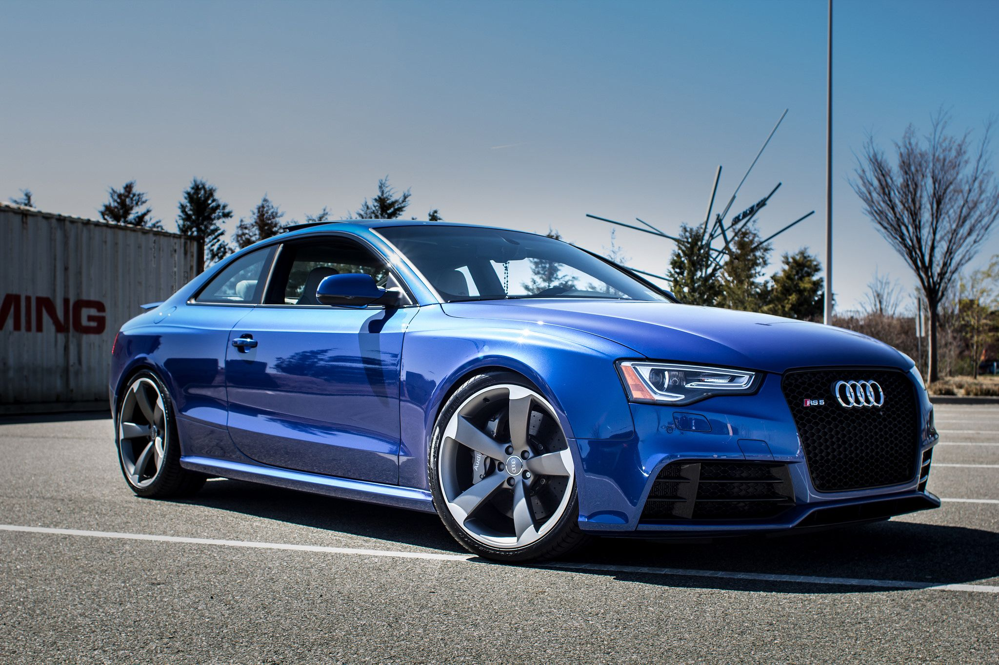 Sepang Blue Pearl Audi Rs5 My Favourite Cars Pinterest