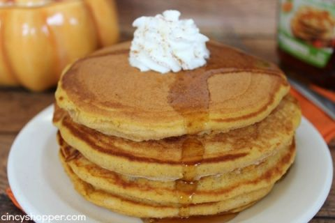 recipe: food network pumpkin pancakes [19]
