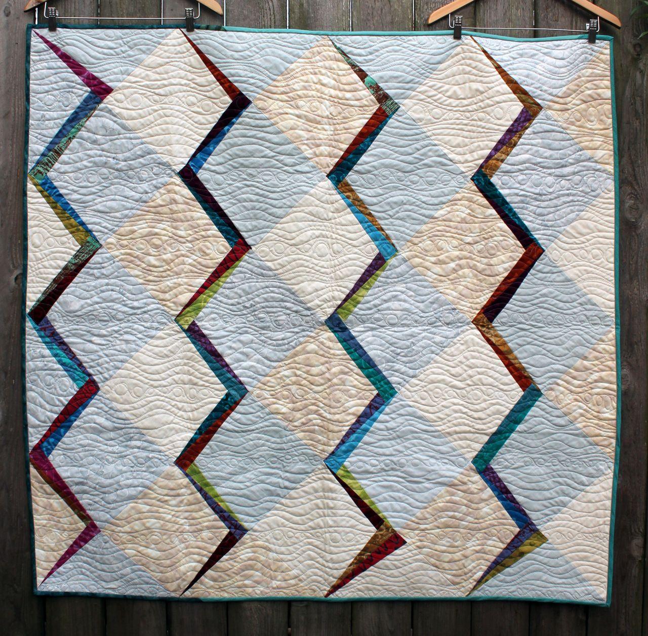 Sams quilt gotta make this Pinterest Modern quilting and