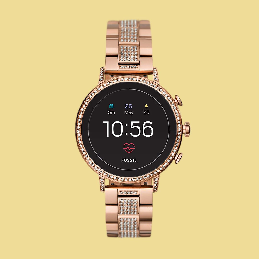 FOSSIL Q GEN 4 VENTURE HR. Powered with Wear OS by Google
