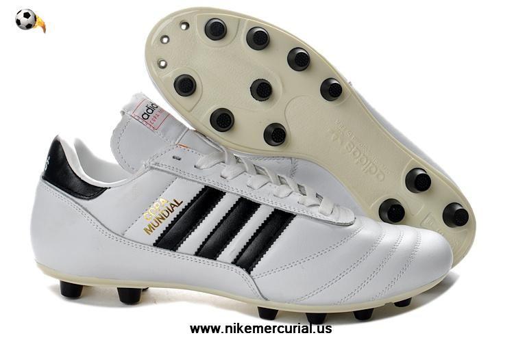 2ec42430 All White Adidas Copa Mundial FG Cleats | Nike Mercurial Football ...