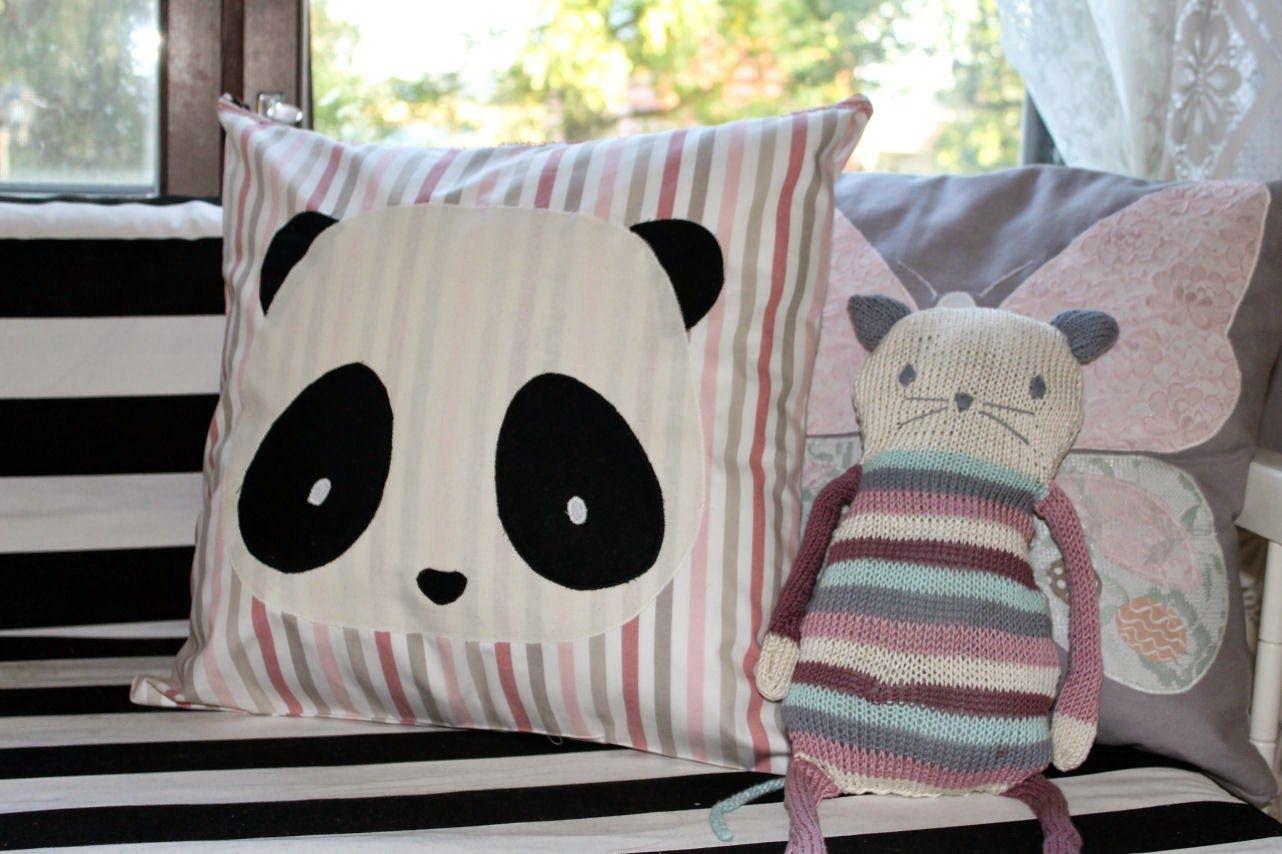 NuuTikki: Pandatyyny ja vanha puusohva
