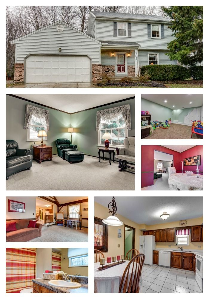 Outstanding 4 Bedroom Colonial With Finished Basement, 2 Car Attached