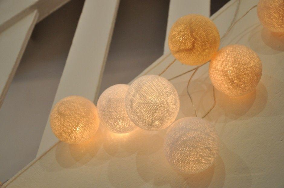guirlande blanche uyuni la case de cousin paul light. Black Bedroom Furniture Sets. Home Design Ideas