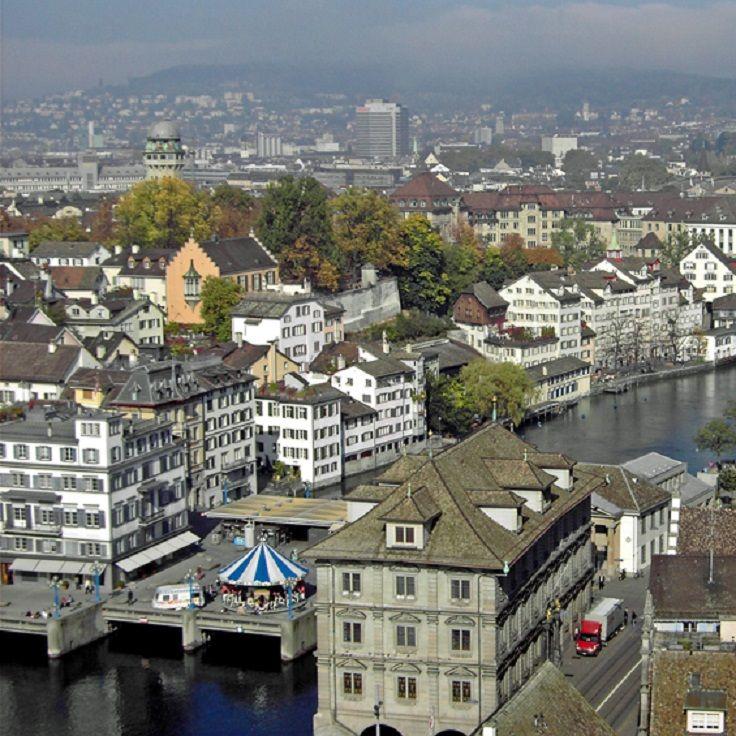 TOP 10 Best cities to live in Switzerland cities, Best