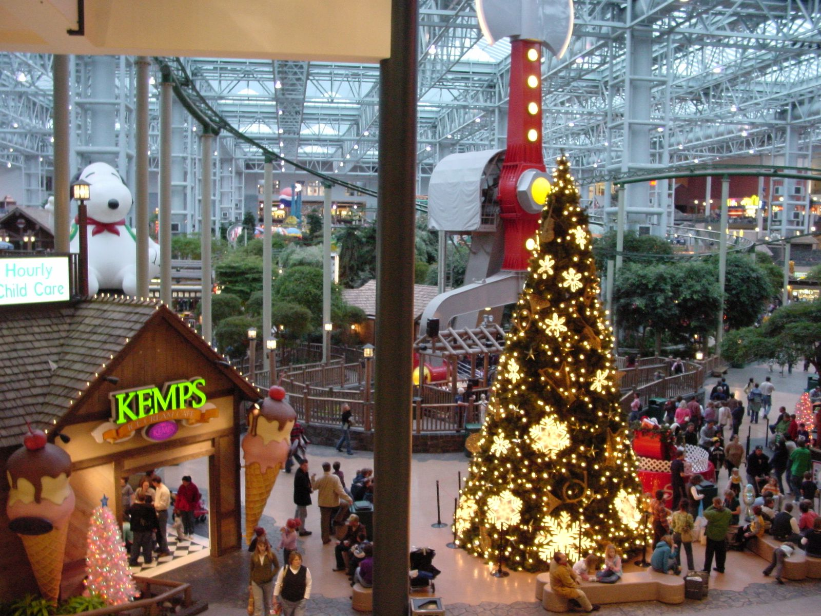 image result for mall of america christmas decorations - Mall Of America Christmas Decorations