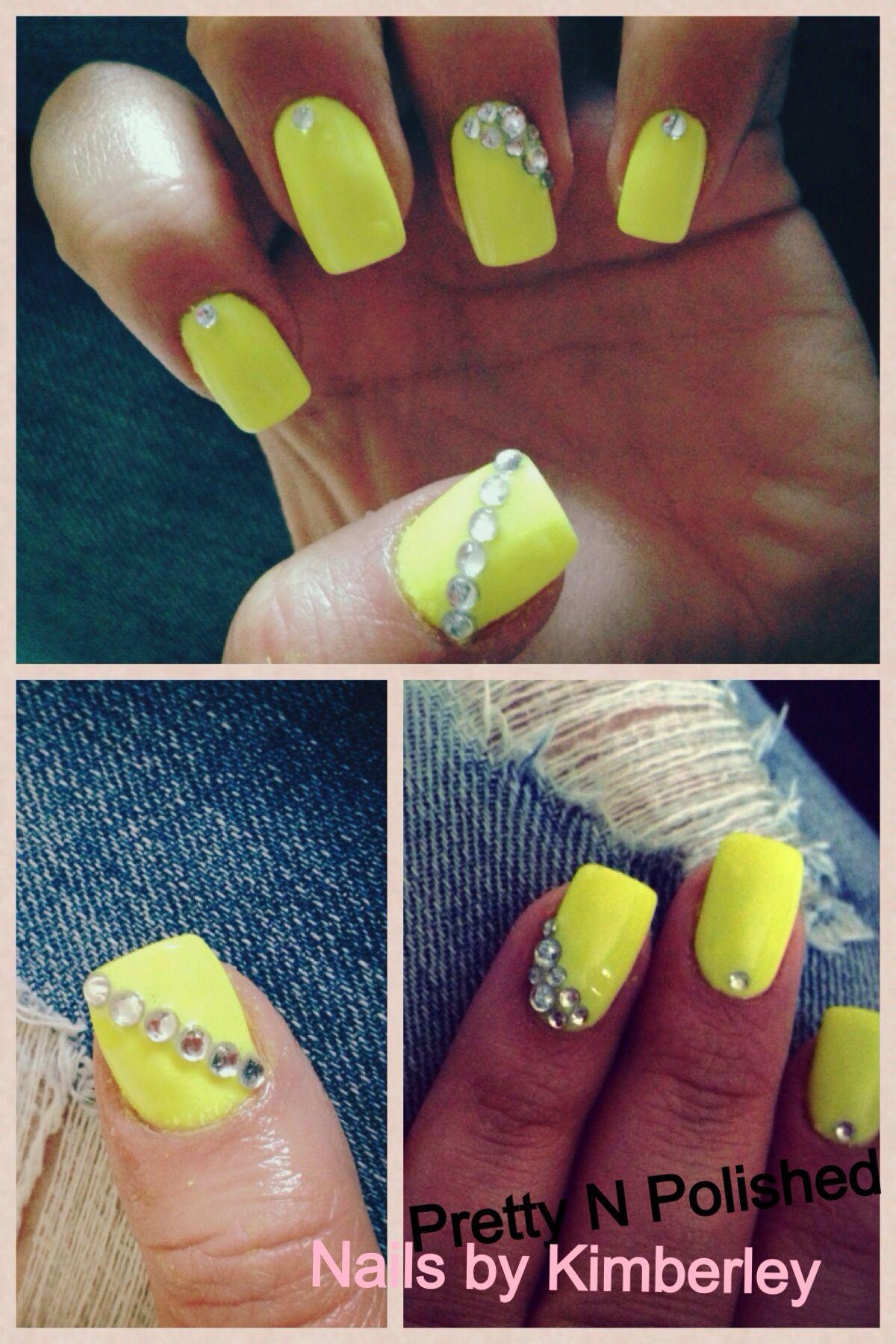 Summer nails :-)