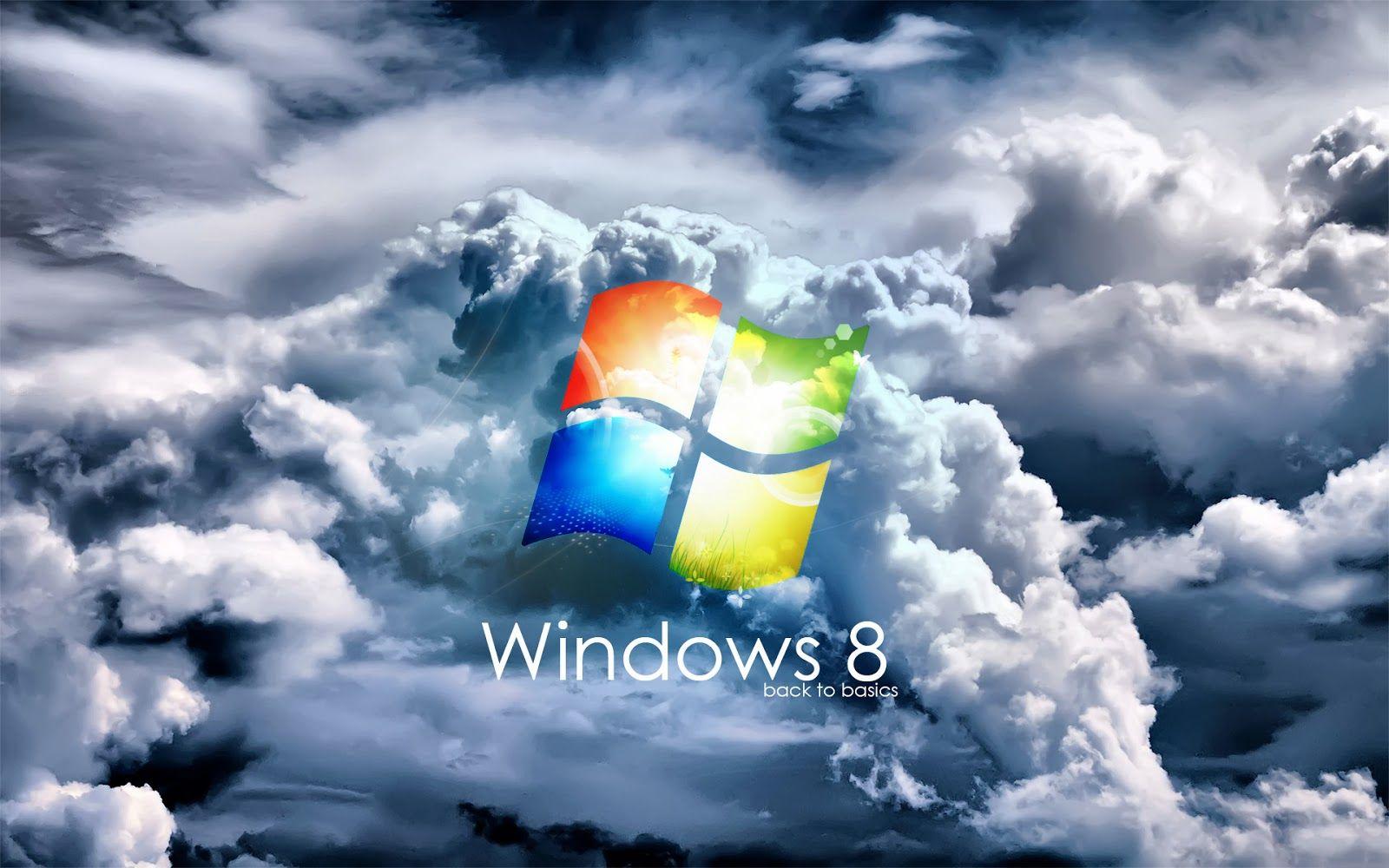 Amazing Windows 8 Pictures Cloud wallpaper, Clouds