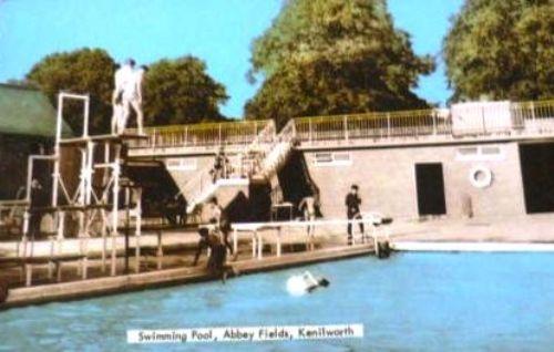 Swimming Pool Lido Abbey Fields Kenilworth England Pinterest Swimming Swimming Pools