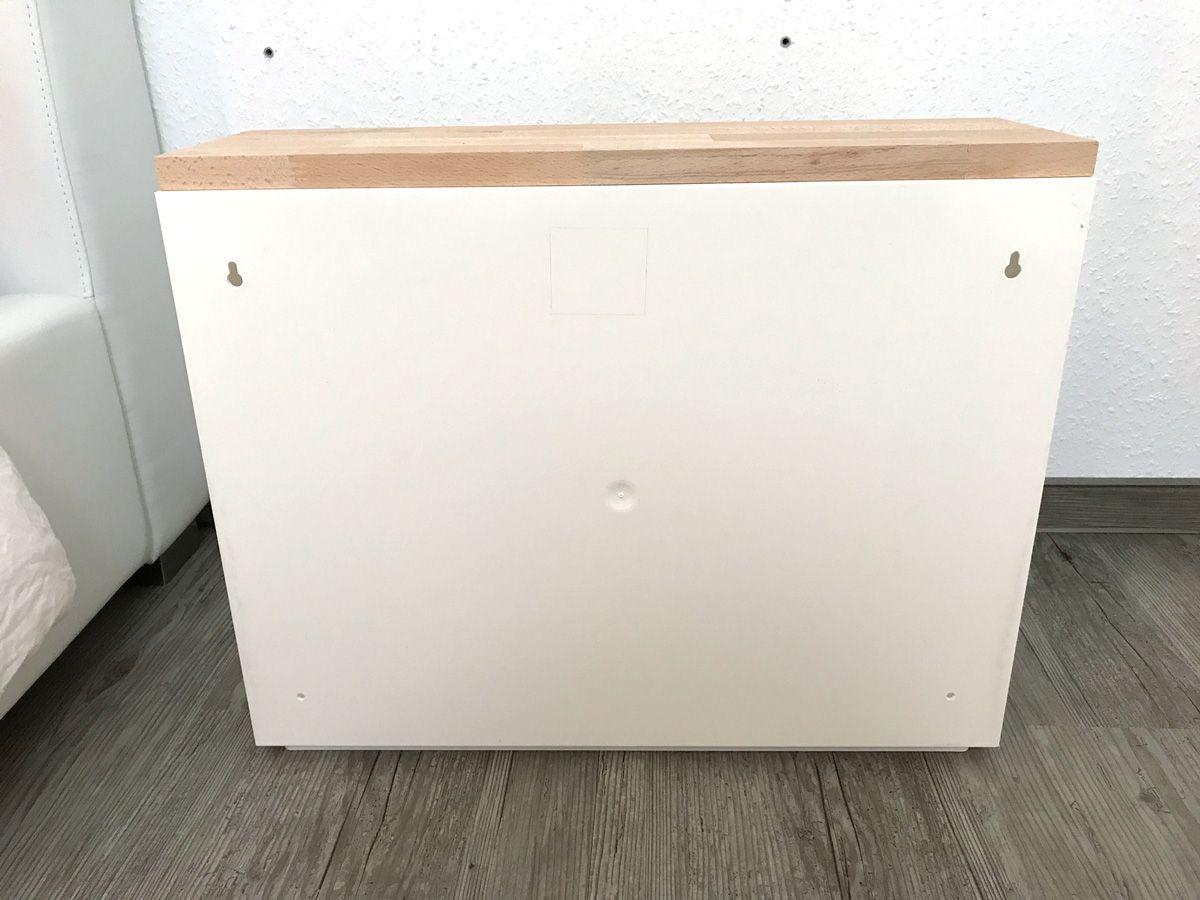ikea hack trones nachttisch test pinterest. Black Bedroom Furniture Sets. Home Design Ideas
