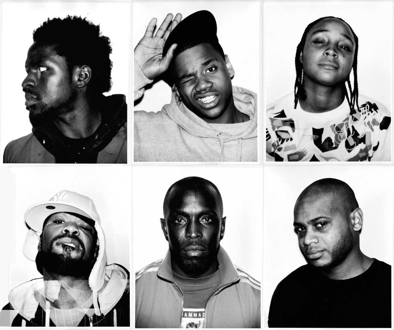 The Cast of The Wire | Face*Time | Pinterest | Televisions, Films ...