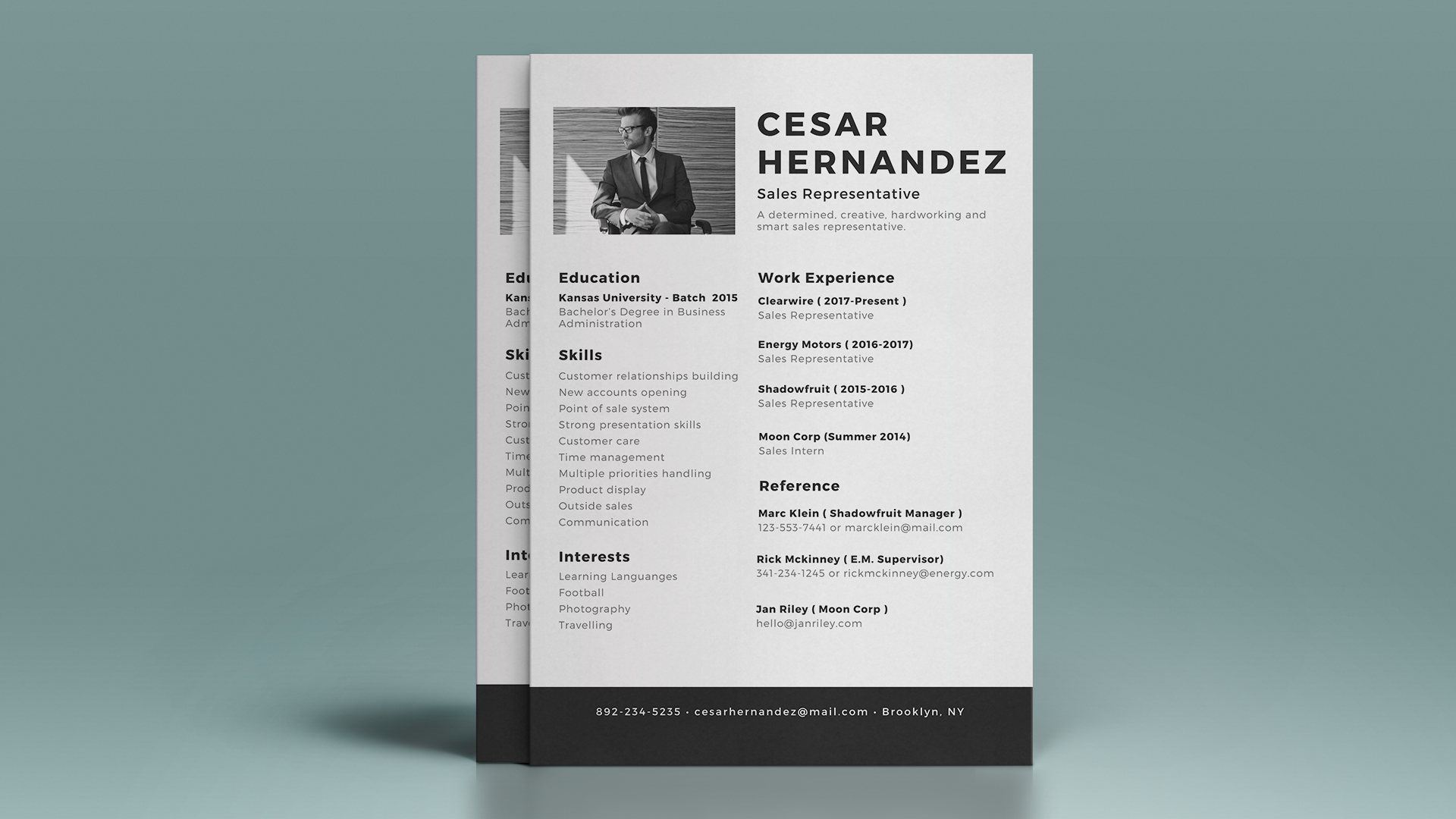 Your Resume Or Cv May Be One Of The Most Important Projects You Ever Design Get Inspired By Resume Design Brochure Design Inspiration Cover Letter For Resume