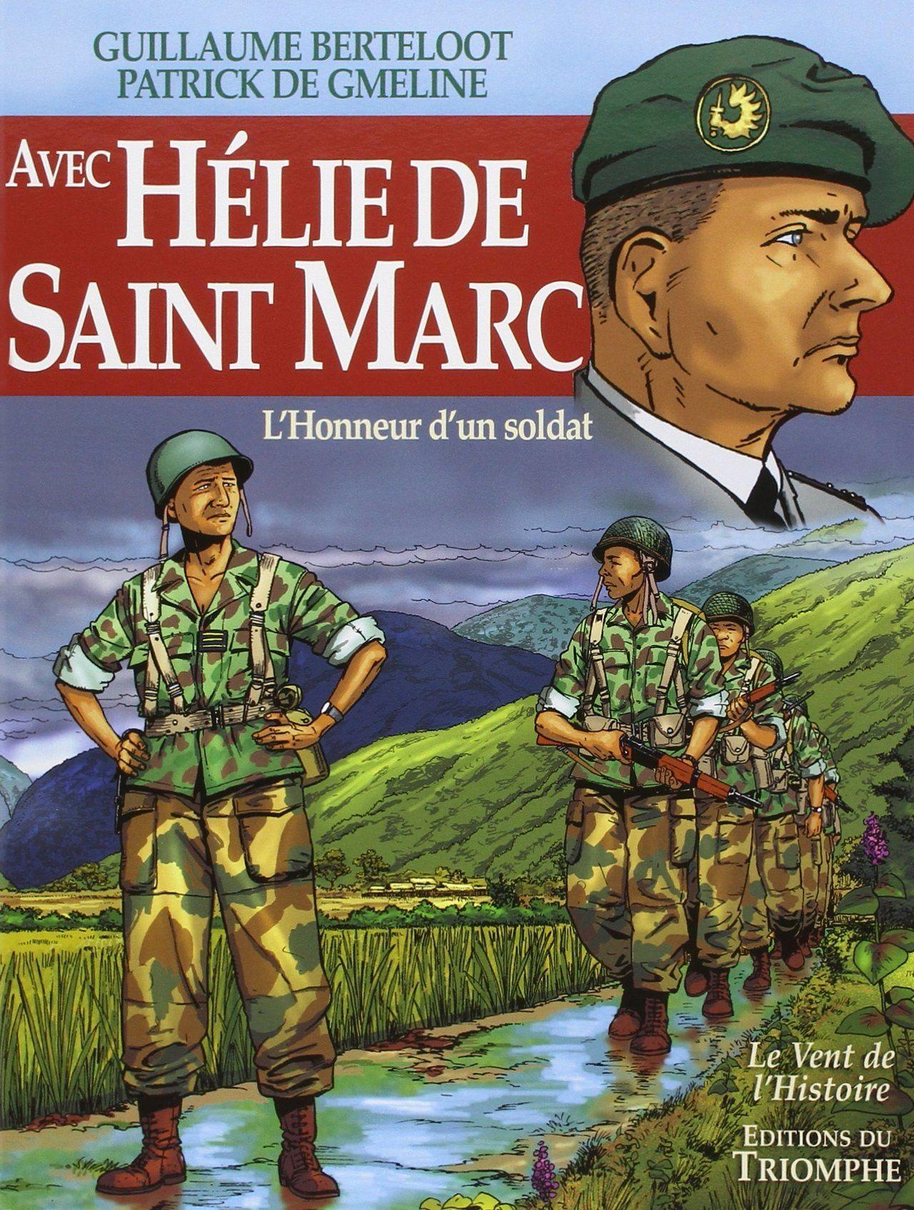 Amazon Fr Avec Helie De Saint Marc Guillaume Berteloot Patrick De Gmeline Livres Telechargement Soldat Livre Numerique
