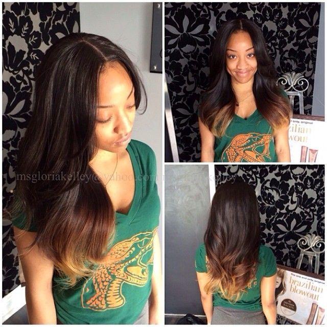 Ombre Hair Color For Black Women 100 Hair Pinterest Ombre