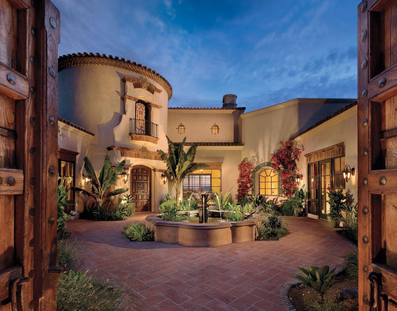 Gold List 2020 Designs By Sundown Luxe Interiors Design Hacienda Style Homes Hacienda Homes Spanish Style Homes