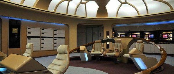 Star Trek Fans Rescue Enterprised Bridge Plan To Restore It To